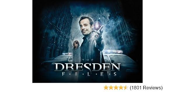 Amazoncom The Dresden Files Season 1 Paul Blackthorne
