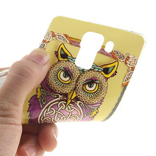 De Silicone Slim TPU Huawei Owl Arrière Transparent 7 Peint Souple Résistant Motif Protection Couverture Cas Hozor Téléphone Honor Scratch En De Antichoc Cas Fit Bord YRzxwqf74f