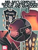 Mel Bays Complete Book Of Guitar Chords Scales And Arpeggios