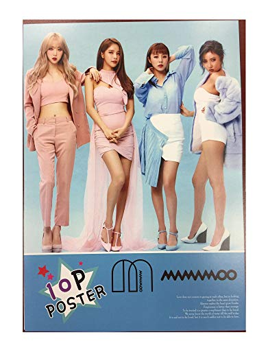 (Fancy105 Kpop MAMAMOO 10 Pieces Photo)