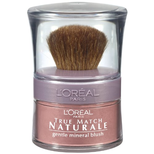 L'Oréal Paris Vrai Blush Naturale de match, Soft Rose, 0,15 once
