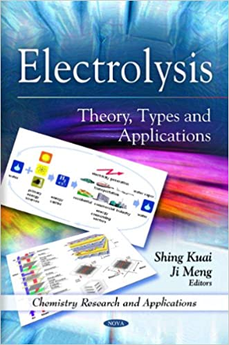 Electrolysis: Theory, Types and Applications (Chemistry Research and