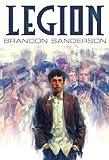 """""""Legion"""" av Brandon Sanderson"""