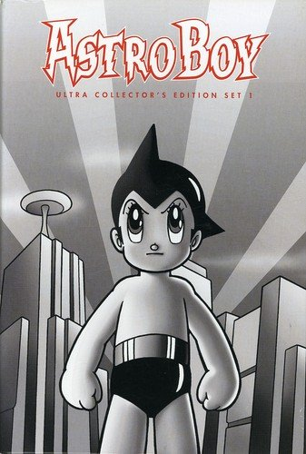 Astro Boy - Ultra Collector's Edition DVD Set 1