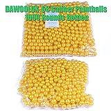 DAWOOLUX 1000 Paintballs Golden PEG Tournament Pellets .68 Caliber Deal (Small Image)
