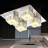 MEIREN Ceiling Lamp 4 Light Modern Simple Artistic , 110-120V
