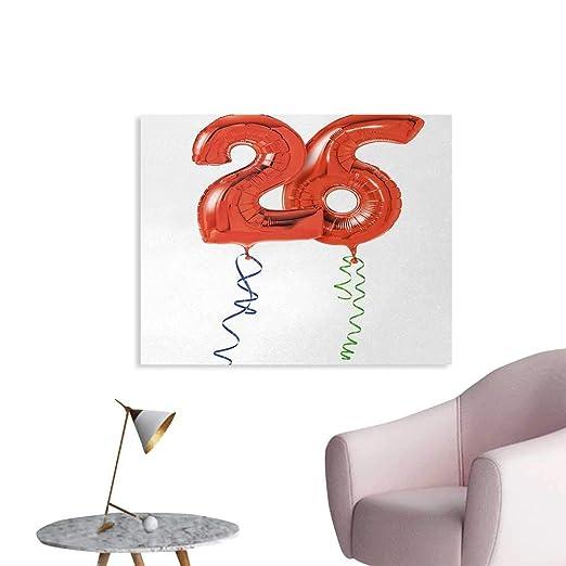 Tudouhoho - Póster para 26 cumpleaños, diseño de Lunares ...