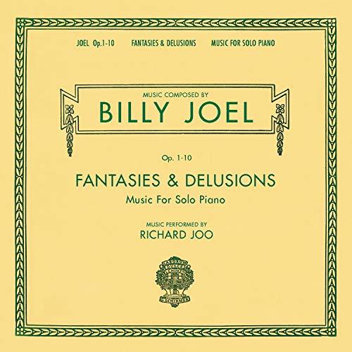 Billy Joel Opus 1-10 Fantasies & Delusions Music
