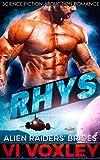 Rhys: Alien Abduction Romance (Alien Raiders Brides)