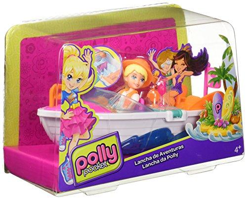 Polly Pocket - Roarin' River Cruise