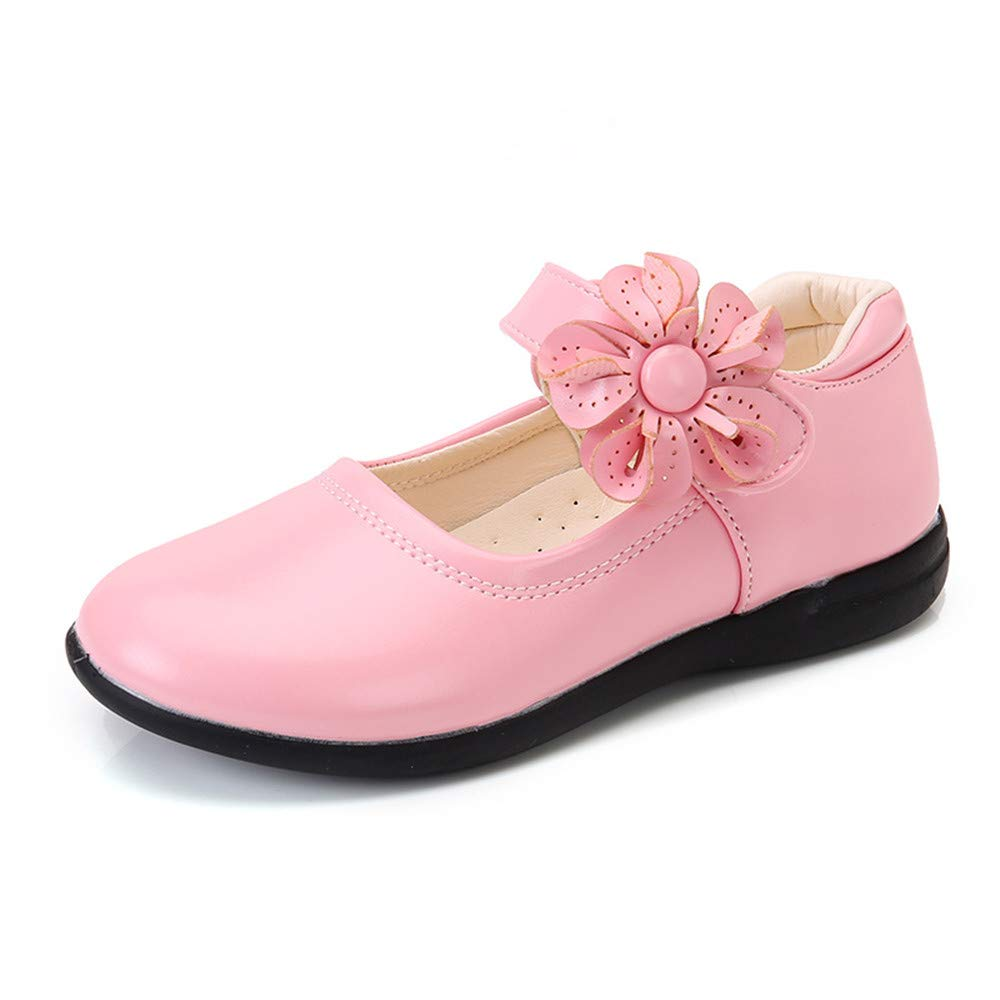 Little Girl Lok Fu Shoes Baby Toddler Shoes Mary Jane Shoes Dress Shoes Beige 29//11.5 M US Little Kid