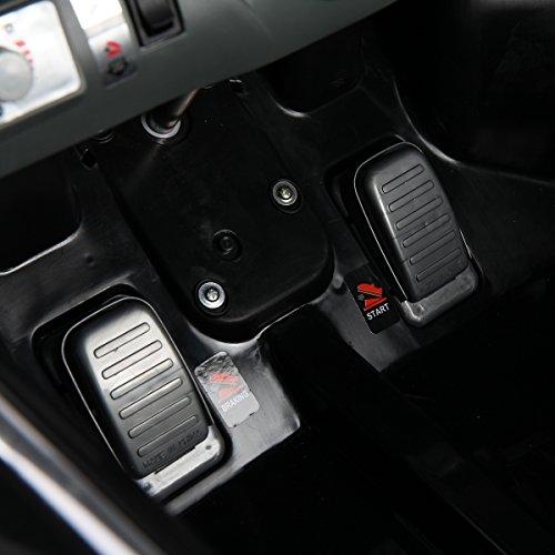 costzon licensed audi a3 kids ride on car 12v battery. Black Bedroom Furniture Sets. Home Design Ideas