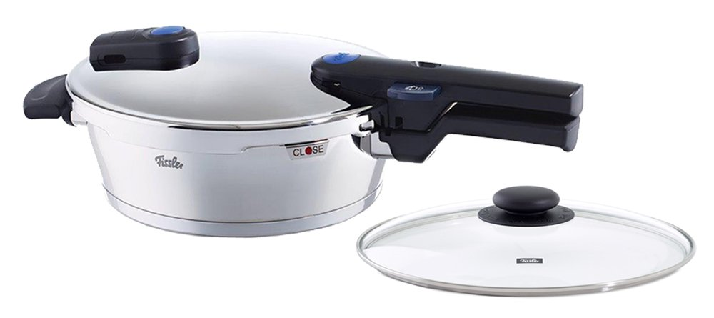 Fissler Vitaquick Pressure Skillet with Glass Lid Set
