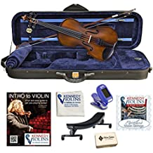 Bunnel Premier Clearance Student Violin Outfit 4/4 (Full) Size