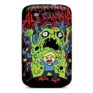 Hot Fjj5223fBsj Asking Alexandria Tpu Case Cover Compatible With Galaxy S3