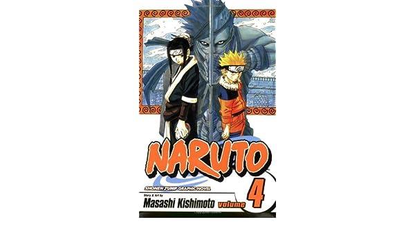Naruto, Vol. 4: Heros Bridge (Naruto Graphic Novel) (English Edition)