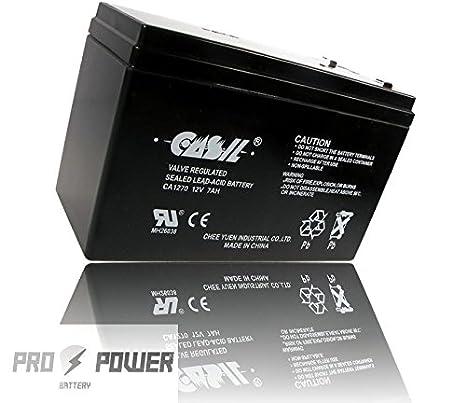 12v/7ah lead-acid alarm battery