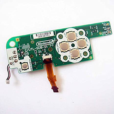 Amazon.com: Replacement Power Switch Circuit Board Panel con ...