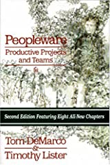 Peopleware: Productive Projects and Teams Paperback