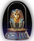 "Egyptian Mini Bell Jar ""Mask o"