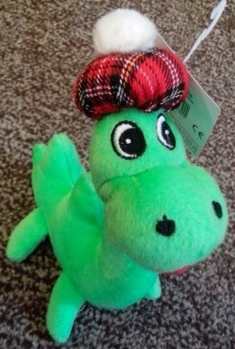 Image Unavailable. Image not available for. Color: Thistle Scottish Gift Lochness ...