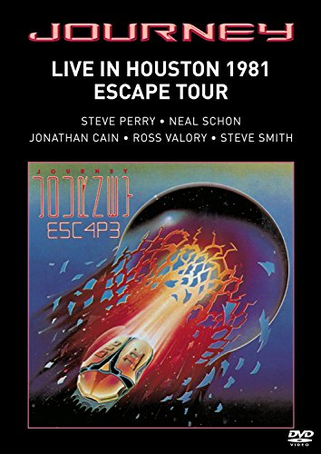 Journey Live Houston Escape Tour