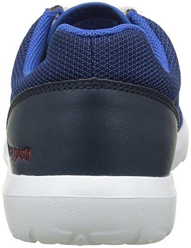 Le Coq Sportif Dynacomf Gs Poke, Zapatillas Unisex Niños Azul (Classic Blue/Dress BClassic Blue/Dress B)