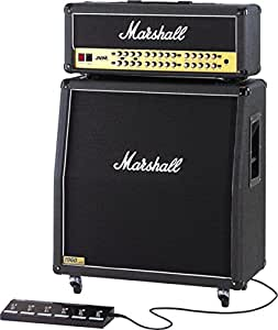Marshall JVM410H and 1960A Half Stack Angled