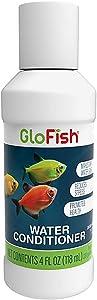 GloFish 19666 Water Conditioner, 4-Ounce