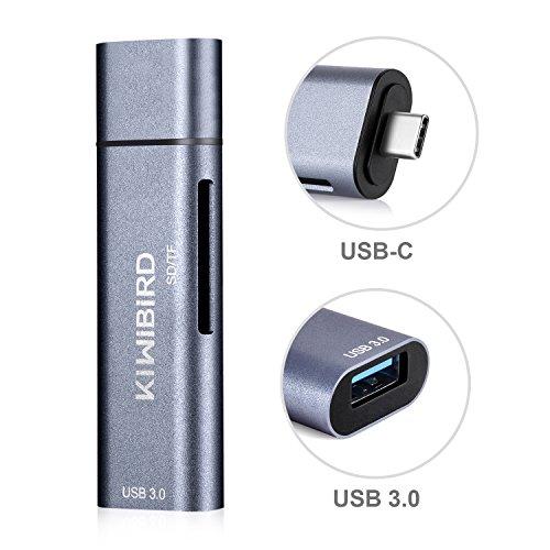 Huawei P10 Sd Karte.Kiwibird Type C Sd Micro Sd Card Reader Usb C To Usb 3 0 Adapter