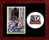Campus Images NCAA Alabama Crimson Tide University Spirit Photo Frame (Vertical)