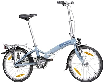 Bicicleta plegable dahon roo