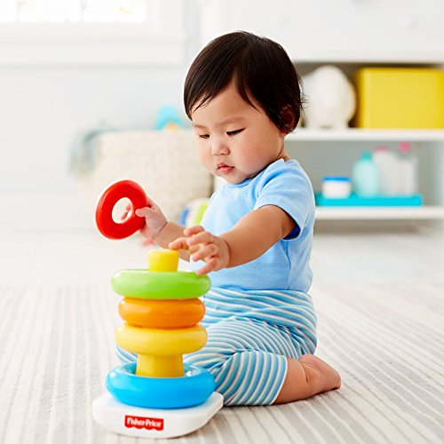 Large Product Image of Fisher-Price Rock-a-Stack