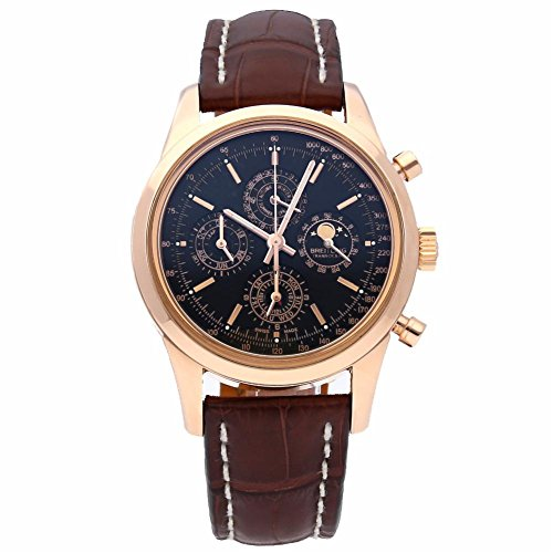 Breitling Transocean Automatic-self-Wind Male Watch R29310 (Certified Pre-Owned)