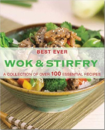 Wok & Stir Fry (Love Food) (Best Ever) (Best Ever Db) by Parragon Books (2011-02-09)