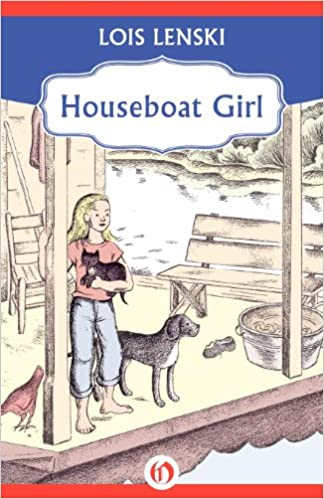 Houseboat Girl Lois Lenski  Amazoncom Books - Houseboats vinyl numbers
