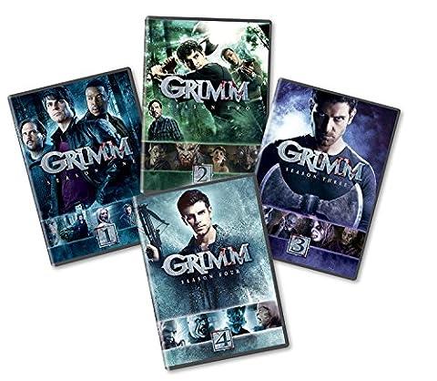 Grimm S1-4 Bundle DVD (Grimm Dvd Season 4)