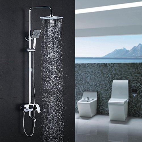 choisir sa colonne de douche design pas cher mon robinet. Black Bedroom Furniture Sets. Home Design Ideas