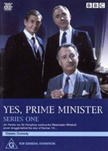 yes prime minister season 1 - 4
