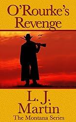 O'Rourke's Revenge - The Montana Series (The Kin Book 5)