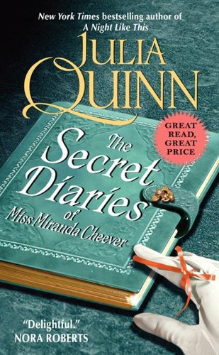 book cover of The Secret Diaries of Miss Miranda Cheever