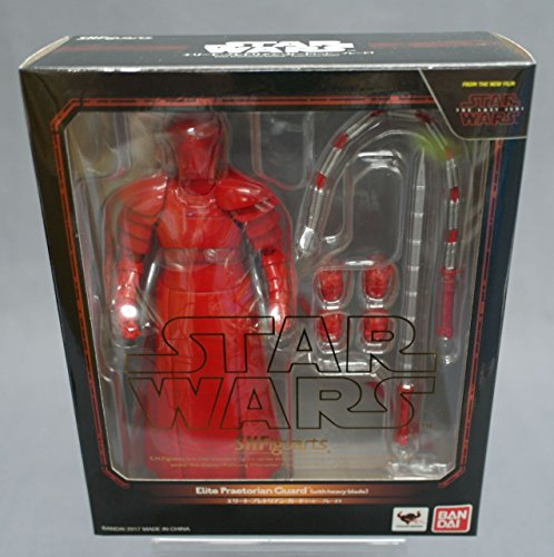 S. H. Figuarts Star Wars (STAR WARS) Elite · Pretorian Guard (heavy blade) Approximately 155 mm ABS & PVC painted movable - Extra Blade Heavy