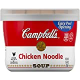 campbells chicken e - Campbell's Soup, Chicken Noodle, 15.4 Ounce (Pack of 8)