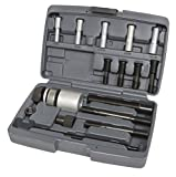 Lisle 53760 Harmonic Balancer Installer Kit (12 Adapters)