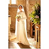 Downton Abbey Laura Carmichael as Lady Edith Crawley What a Beautiful Bride 8 x 10 Inch Photo