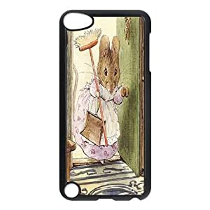 Fggcc Bad Mouse On Dark Wood Pattern Cover Case for Ipod Touch 5,Bad Mouse On Dark Wood Ipod Touch 5 Case (pattern 12)
