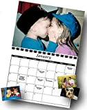 Personalized Photo Calendar 12 Photo Calendar