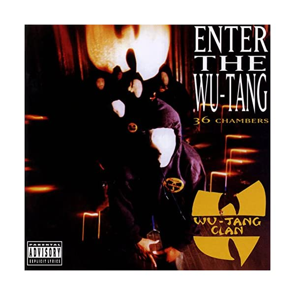 Enter The Wu-Tang (36 Chambers) 1
