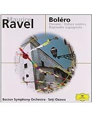 Ravel: Bolero / Pavane / Valses Nobles / Rapsodie Espagnole