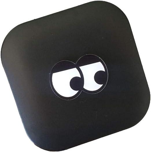 Kentop Moda y Simple Caja de Lentes de Contacto con Estuche de Lentillas Pinza Aplicador: Amazon.es: Hogar